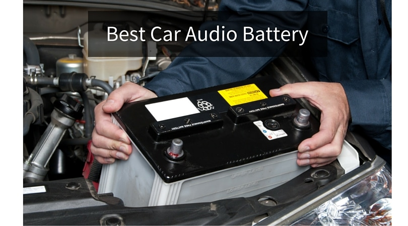Best Car Audio Battery