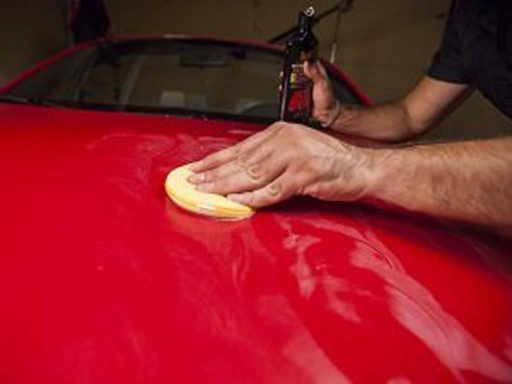 Car Touch Up Paint And Rubbing Compound