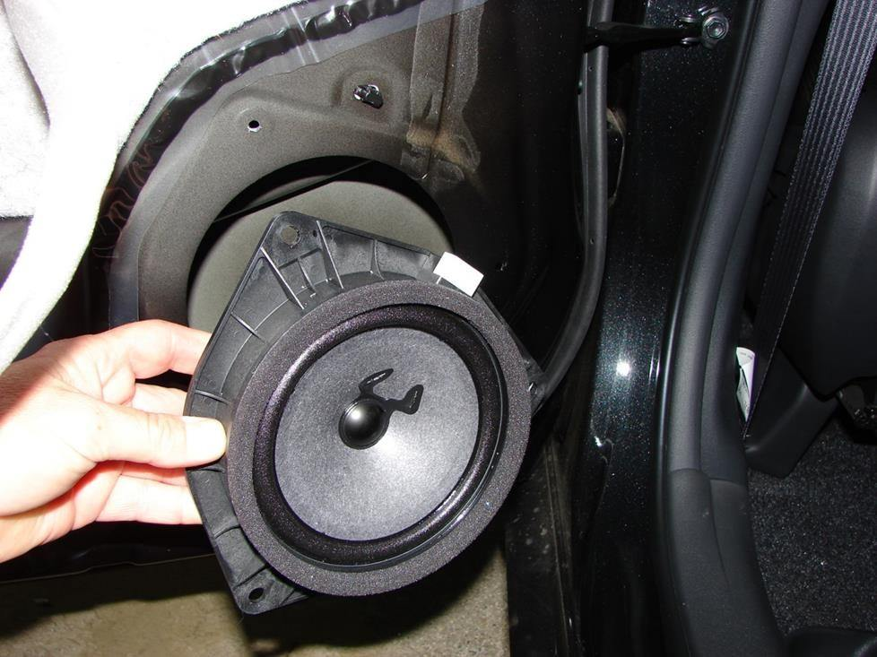 Fix a Blown Subwoofer