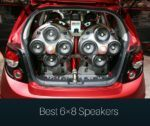 Best 6×8 Speakers