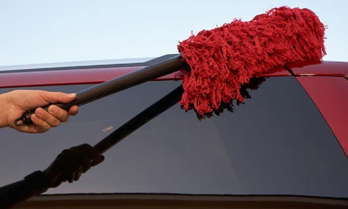 The Best Car Duster 1