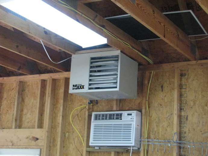 The Best Garage Heater 2