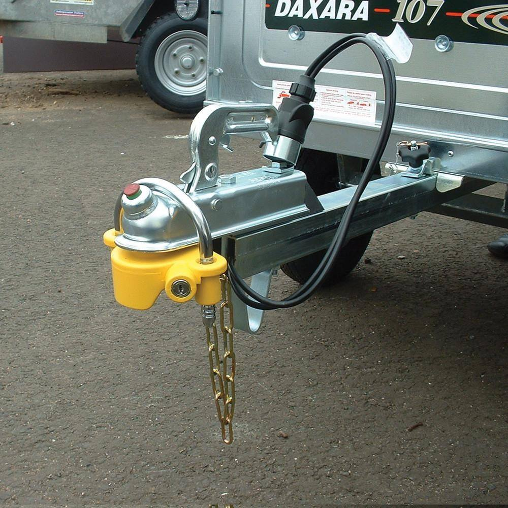 What Is Exactly A Trailer Coupler Lock