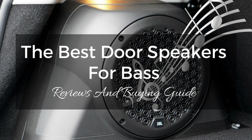 best door speakers