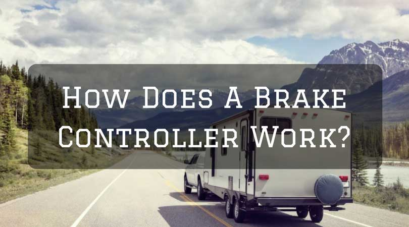 How does a brake controller work