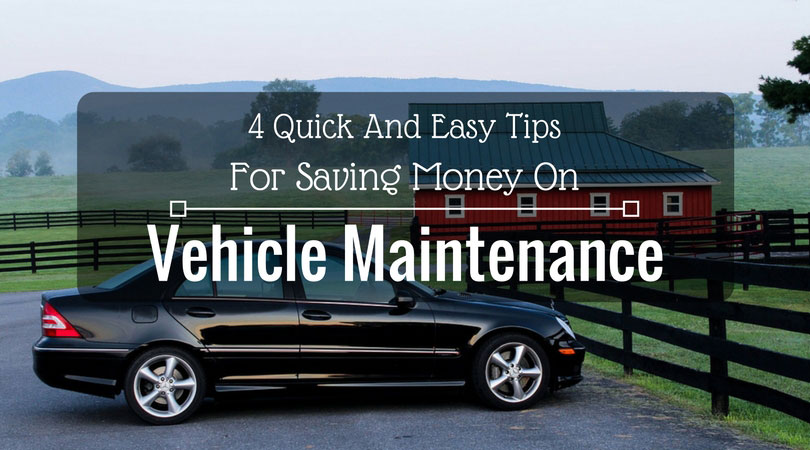 Tips for Saving Money on Vehicle Maintenance