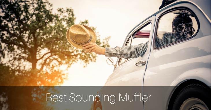best sounding muffler