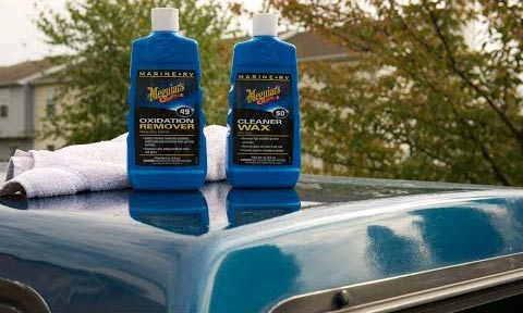 Best RV Wax For Fiberglass
