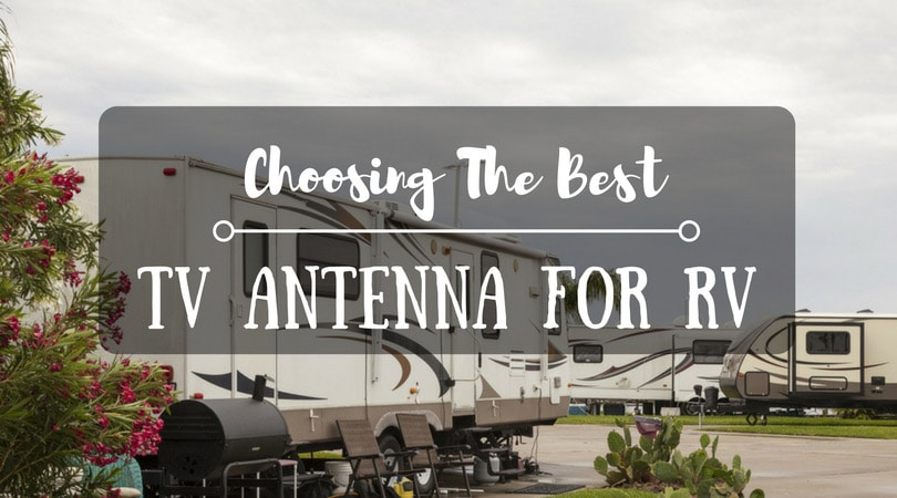 Best TV Antenna For RV