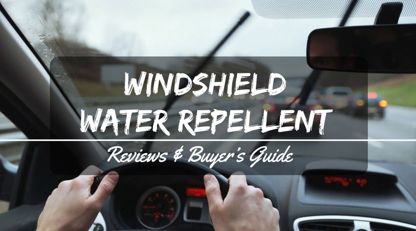 best windshield water repellent