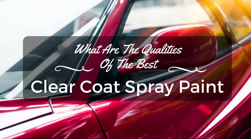 best clear coat spray paint
