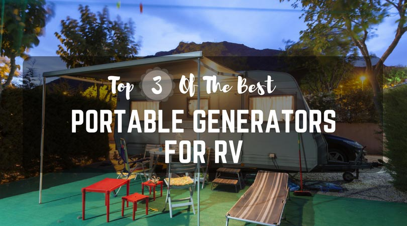 best portable generators for rv