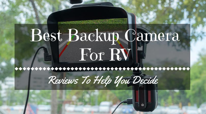 best backup camera for rv