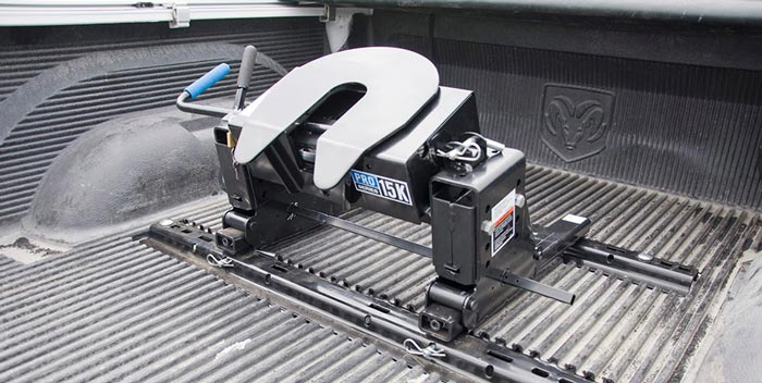 best fifth wheel hitch for short bed