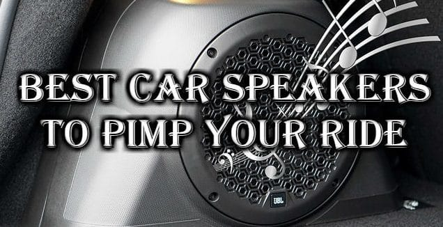 Best Car Speaker