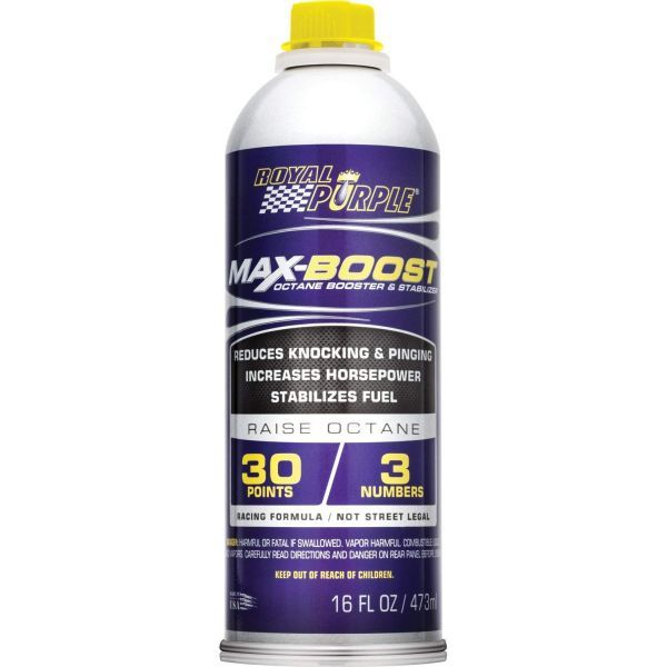 Royal Purple ROY11757 MAX BOOST best octane booster