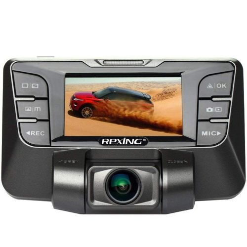 REXING S300 Dash Cam Pro with 1080P 170 Degree Wide Angle best dash cam