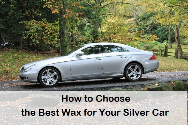 wax for your silver car