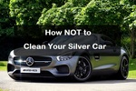 Clean Your Silver Car