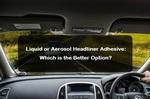 headliner adhesive