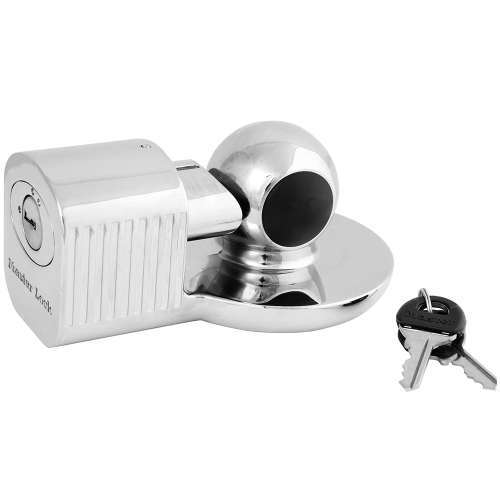 Master Lock Trailer Lock Trailer Coupler Lock 377KA best trailer coupler lock