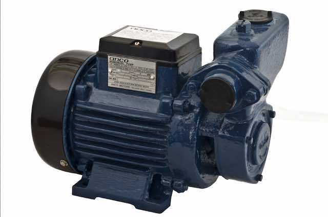 Clean your RV water pump