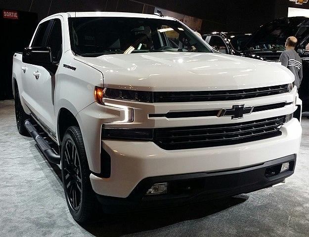 Chevrolet Silverado 2019 1500