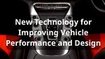 New technologies in car performance and design