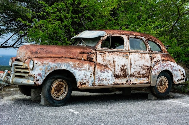 Rust is a secret enemy of your car.