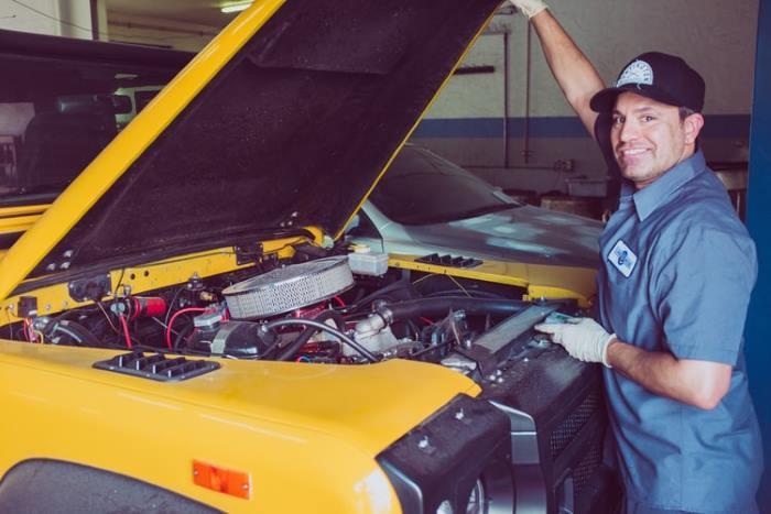 Physical Car Inspection
