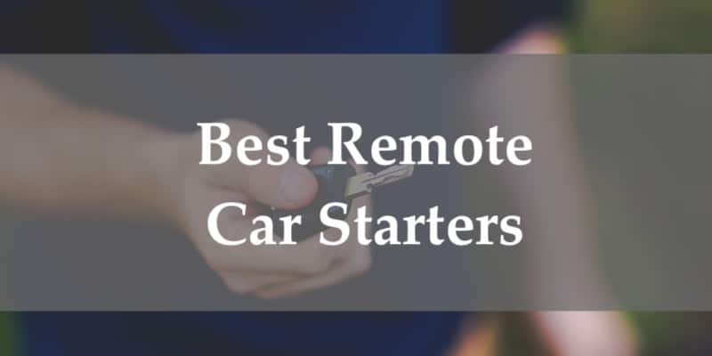 best remote car starter
