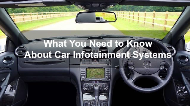 car infotainment systems
