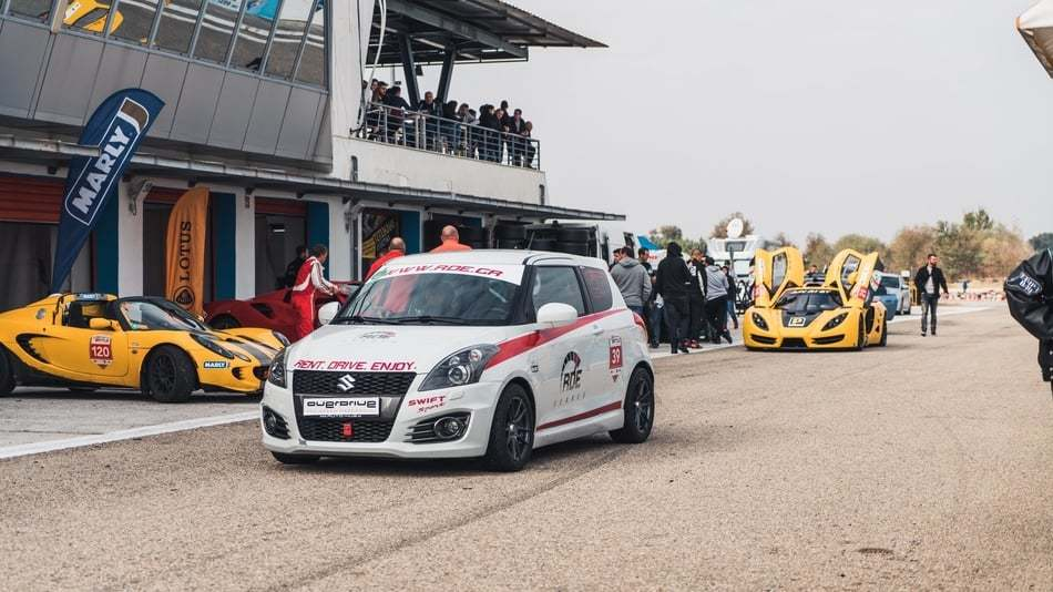 How to have a race car experience?
