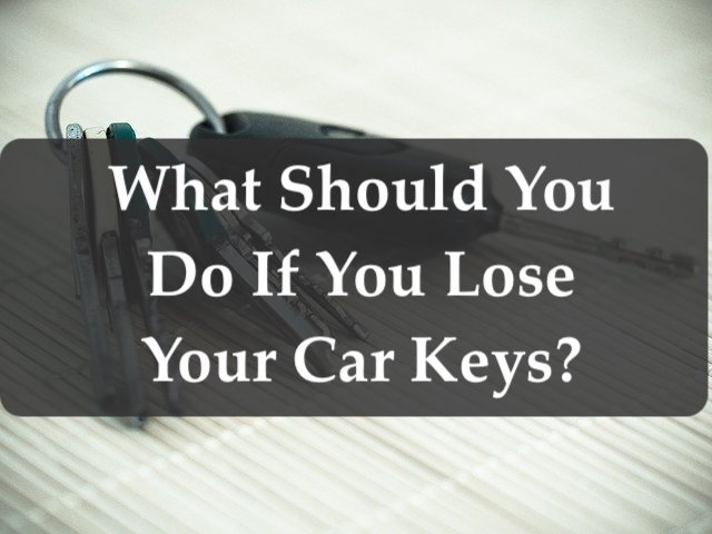 Lose Your Car Keys
