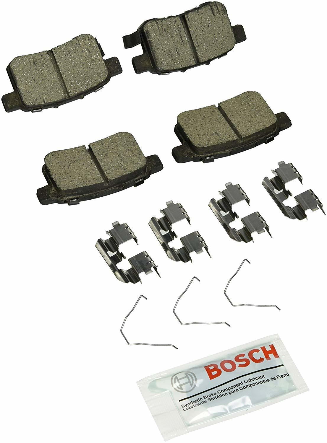 Bosch best brake pads