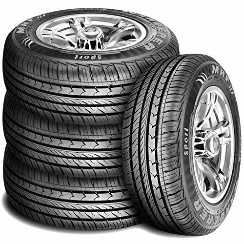 Best all season tires MRF WONDERER SPORT