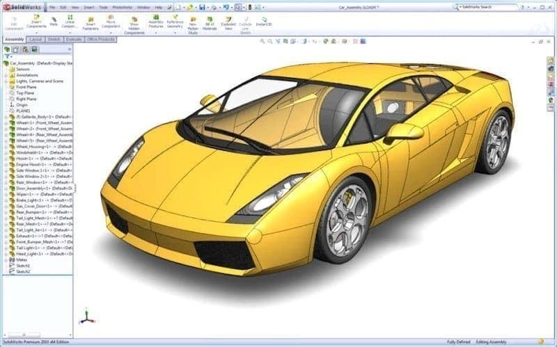 Automobiles Engineer