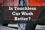 is touchless car wash better