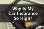 why is my car insurance so high