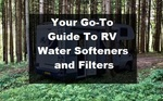 RV water softeners Filters