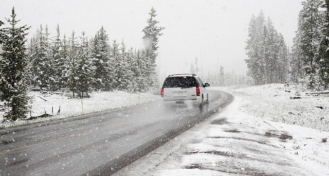 protect your car in winter driving