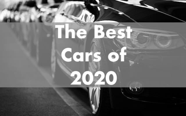 the best cars of 2020