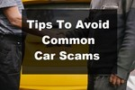 Tips to Avoid Car Scam