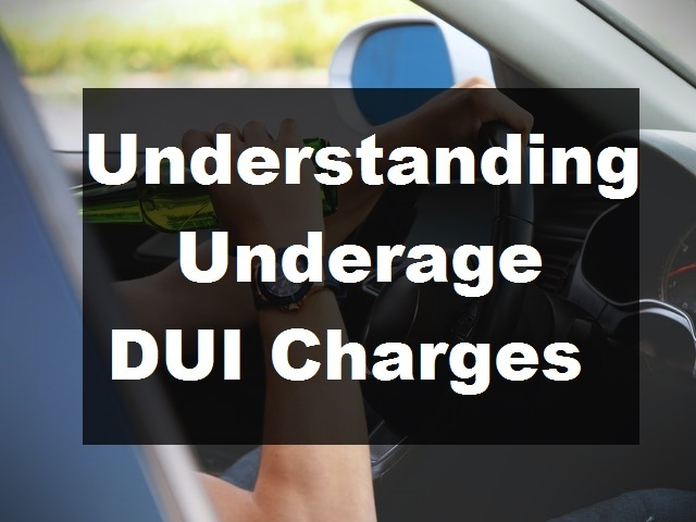 Understanding Underage DUI Charges