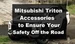 Mitsubishi Triton Front