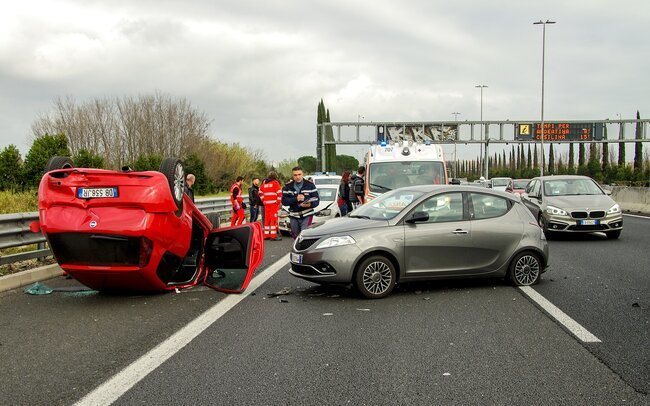 How Fault and Liability is Determined in a Car Accident