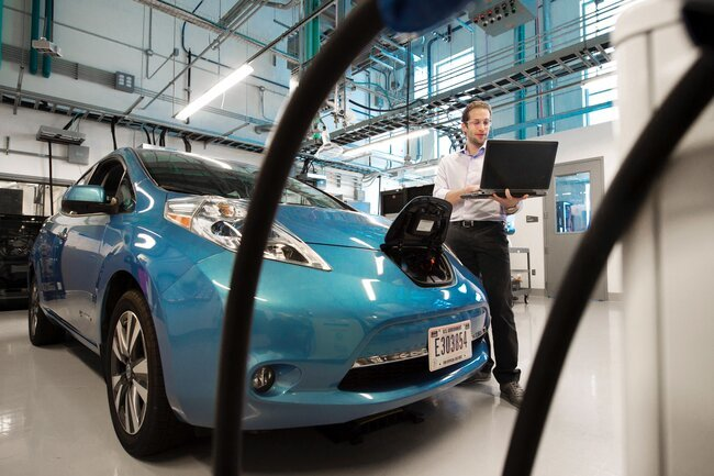 The cost of electric cars