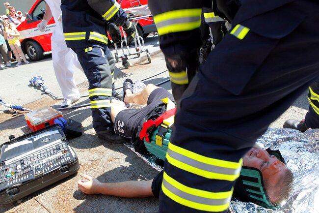 Ten most unusual car accidents
