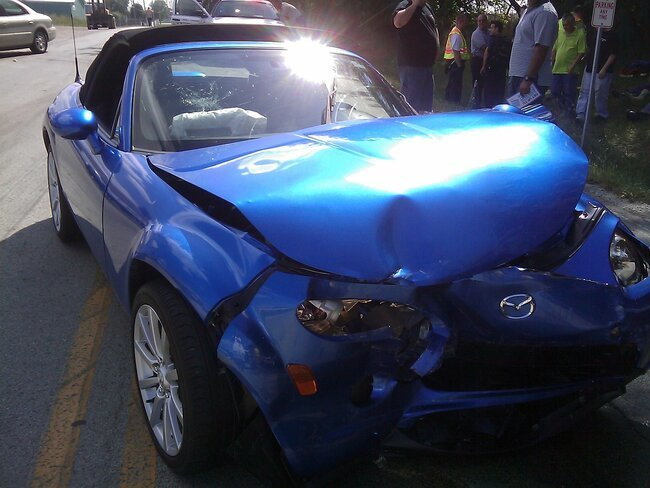 What to Do after a Car Crash (For Teens)