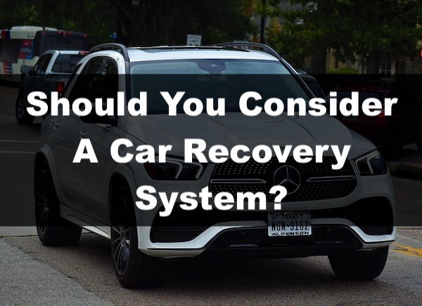 car recovery system